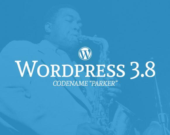 WordPress 3.8: What's New