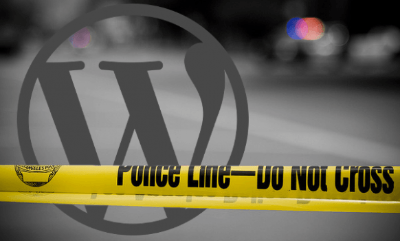 How to Kill your WordPress Website
