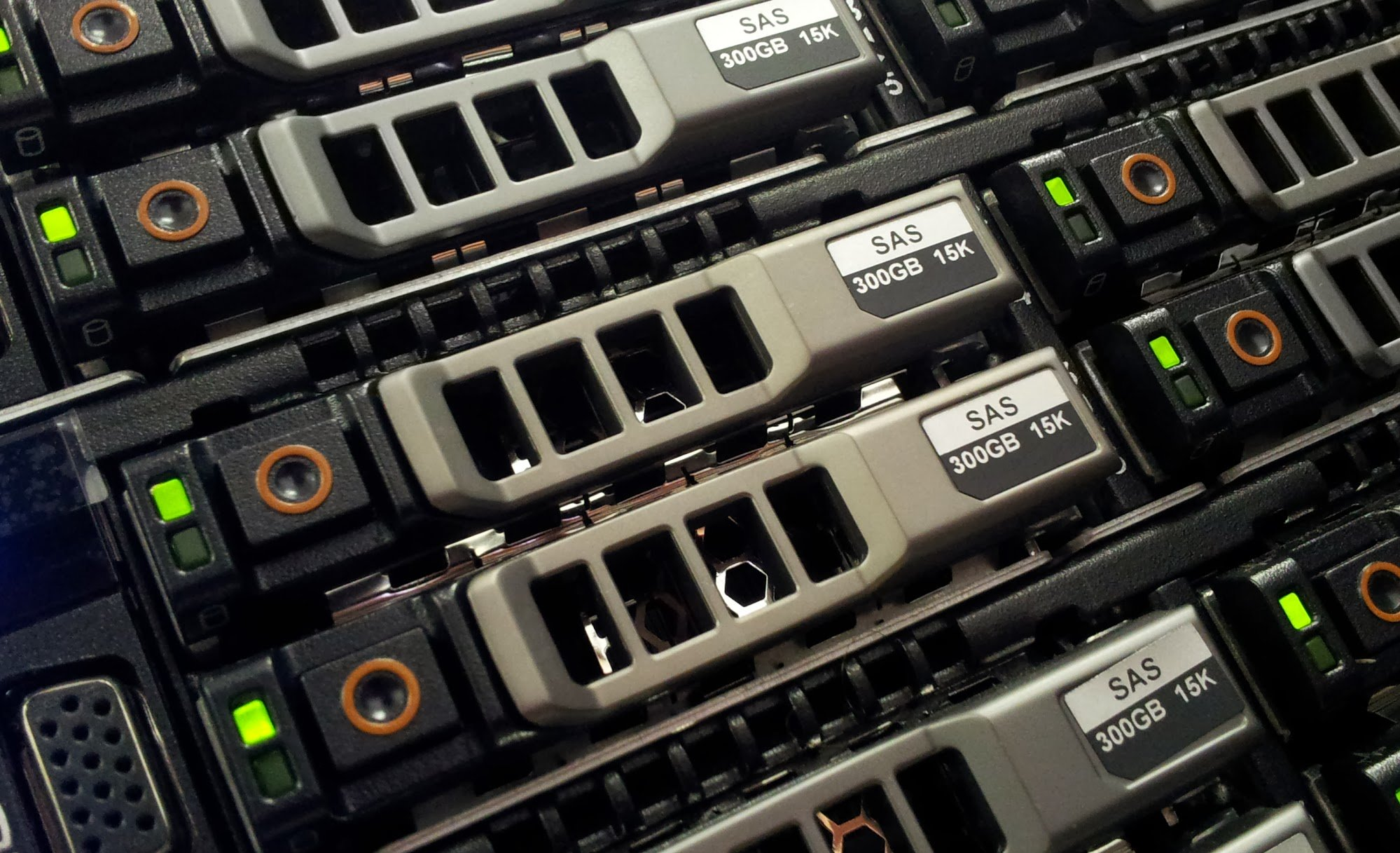 rolling out clustered storage