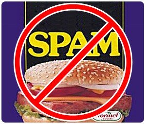 Spam(n): Not good for (A) eating
