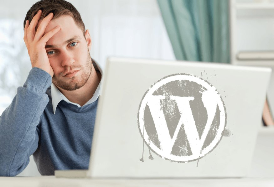 are you making these 3 wordpress security mistakes?