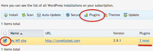 Plesk 12 how to install plugins