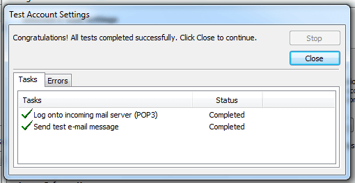 editing smtp settings within outlook