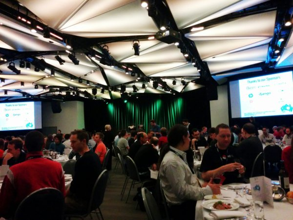 7 things i learnt from pycon australia 2014