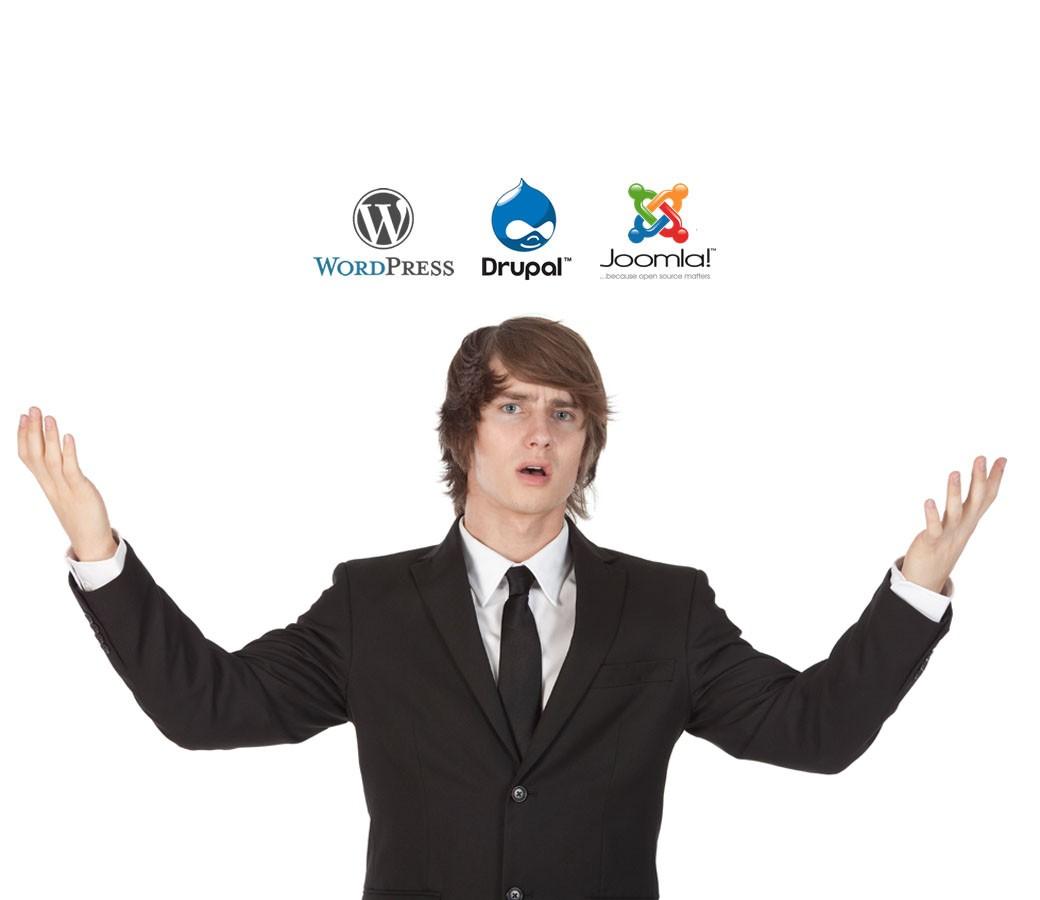 top 3 cms platforms for web designers