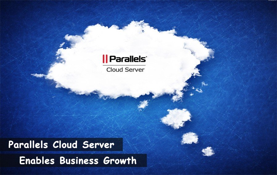 parallels cloud server enables business growth