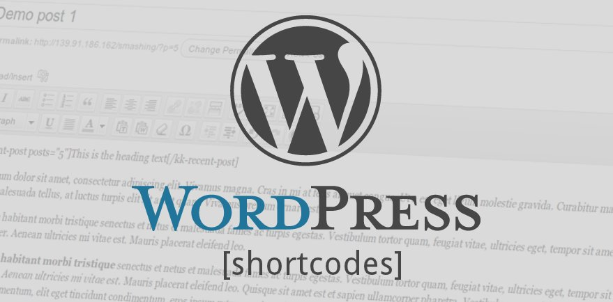 make your life easier with these 5 shortcode wordpress plugins