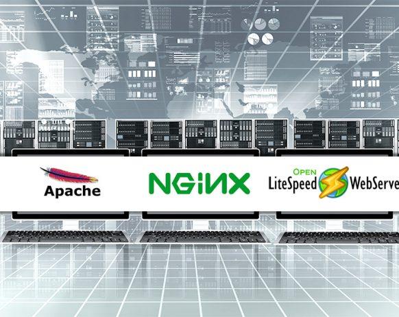 Apache vs Nginx vs OpenLiteSpeed: Part 1