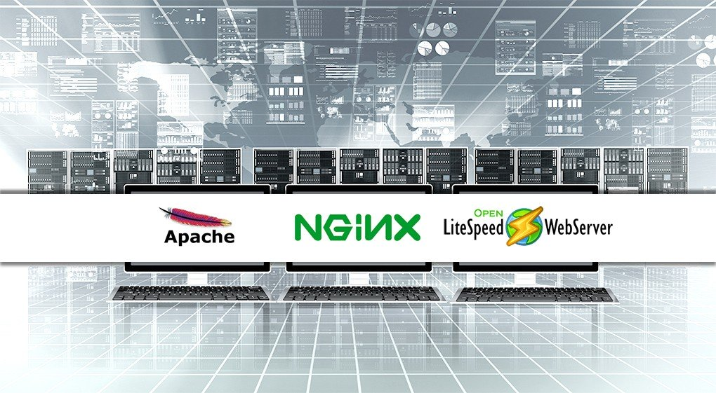 apache vs nginx vs openlitespeed: part 1