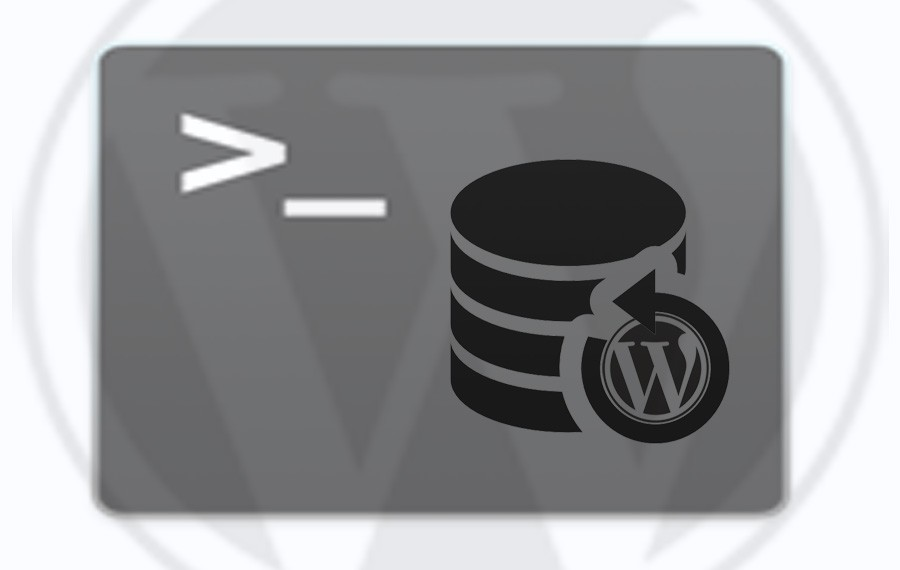implementing wordpress backups via the command line.