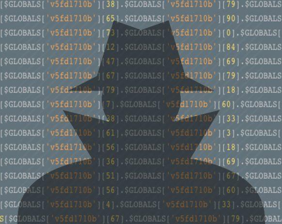 Decoding a PHP SuperGlobals exploit program