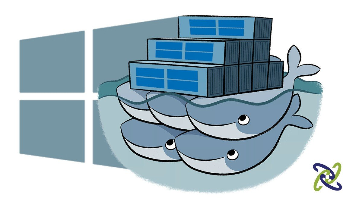Docker and Windows Server Containers: A First Look