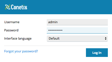 How to reset Plesk Administrator Password