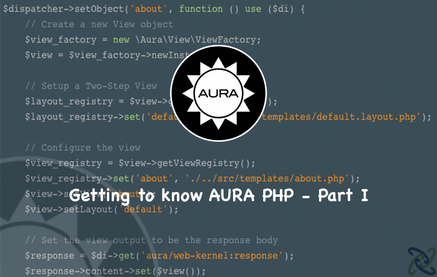 Getting to Know Aura PHP - Part I