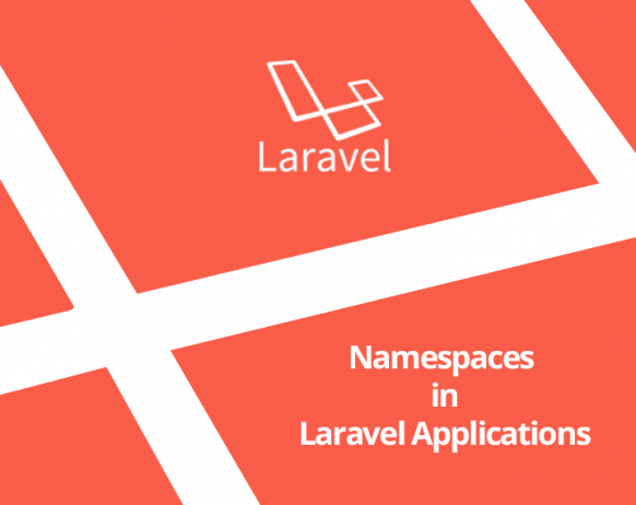 Namespaces in Laravel Applications