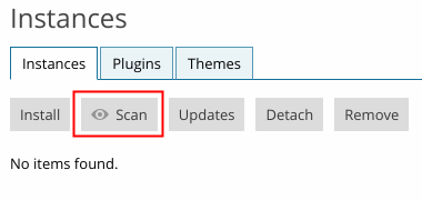 shared hosting: wordpress toolkit login button doesn't appear