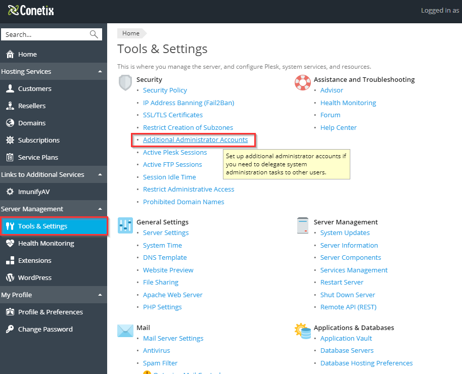 RoundCube Webmail: Creating Inbox Folders • Conetix
