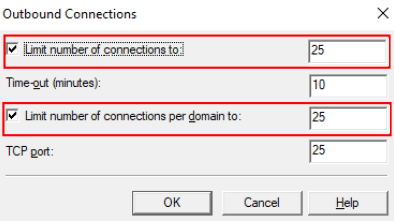 Install and Configure a local SMTP server on a Windows server
