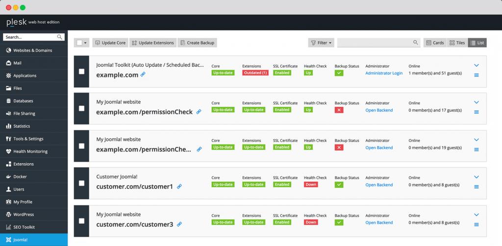 Joomla! Toolkit Build Image