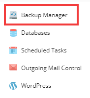 how to restore individual files or folders from plesk backup